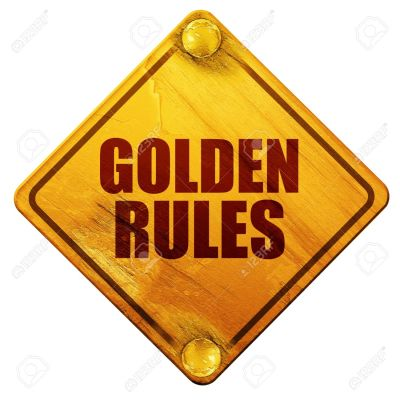 Image result for golden rules