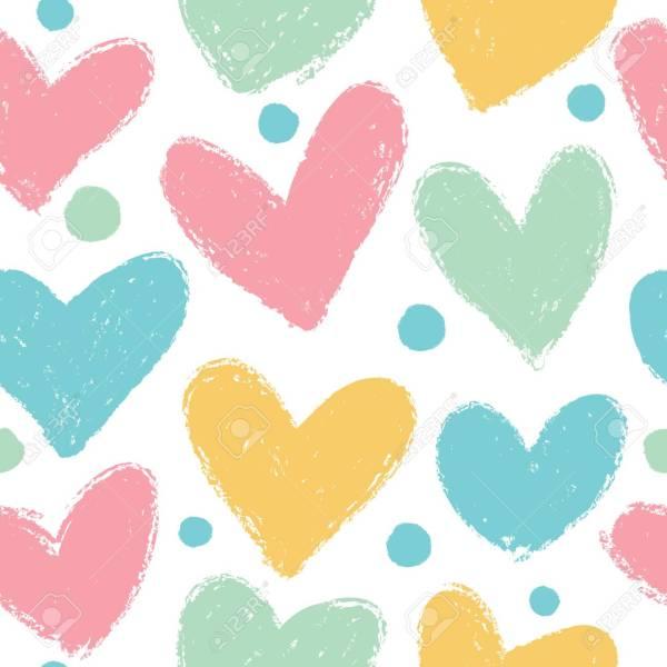 hearts colors # 27