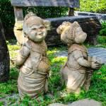 Skulptur Eines Elefanten Aus Dem Beton Fur Garten Lizenzfreie Fotos Bilder Und Stock Fotografie Image 92262592