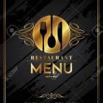 Restaurant Menu Card Design Template Creative Vector Royalty Free Cliparts Vectors And Stock Illustration Image 62247835