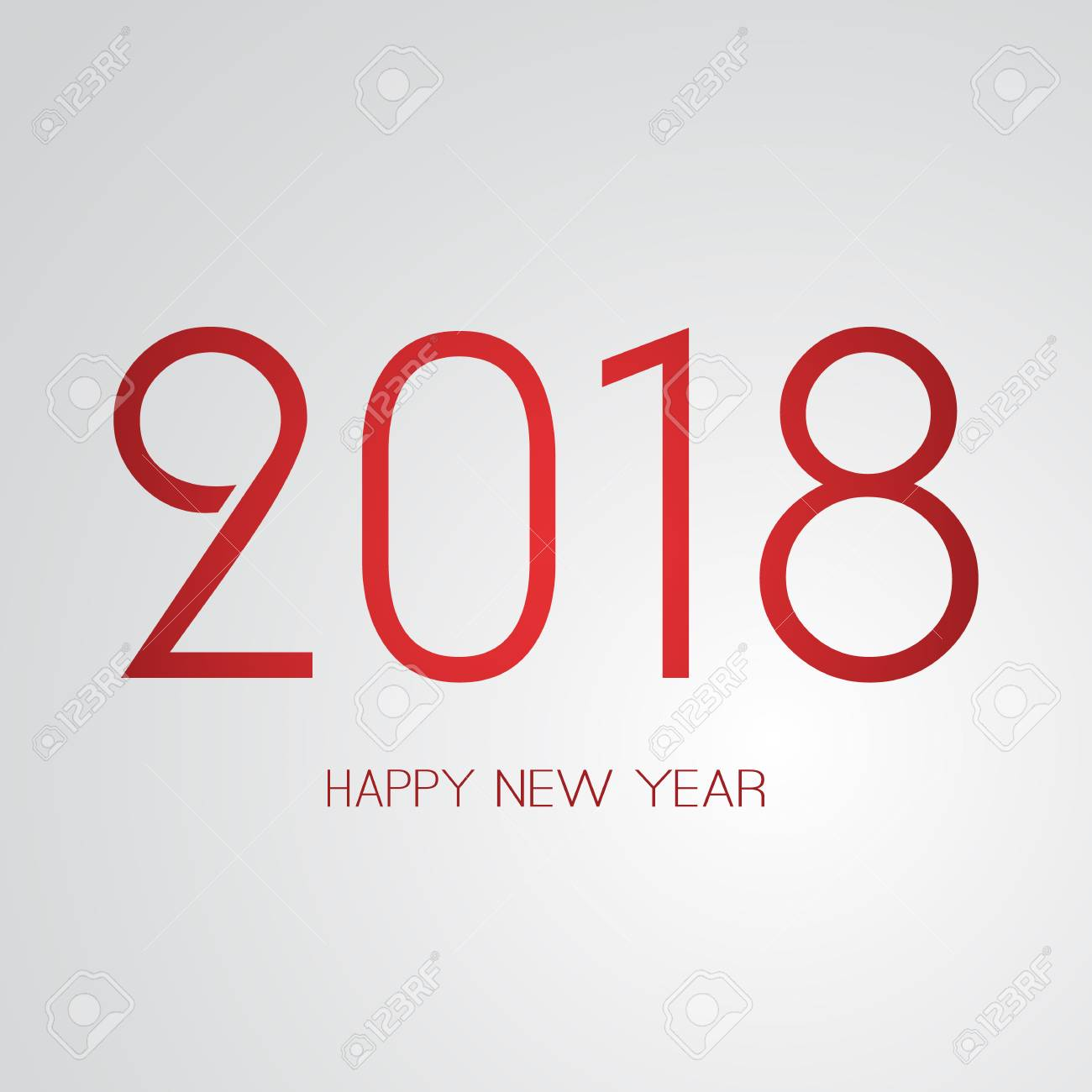 Best Wishes   Happy New Year Greeting Card Or Background  Creative     Best Wishes   Happy New Year Greeting Card or Background  Creative Design  Template   2018