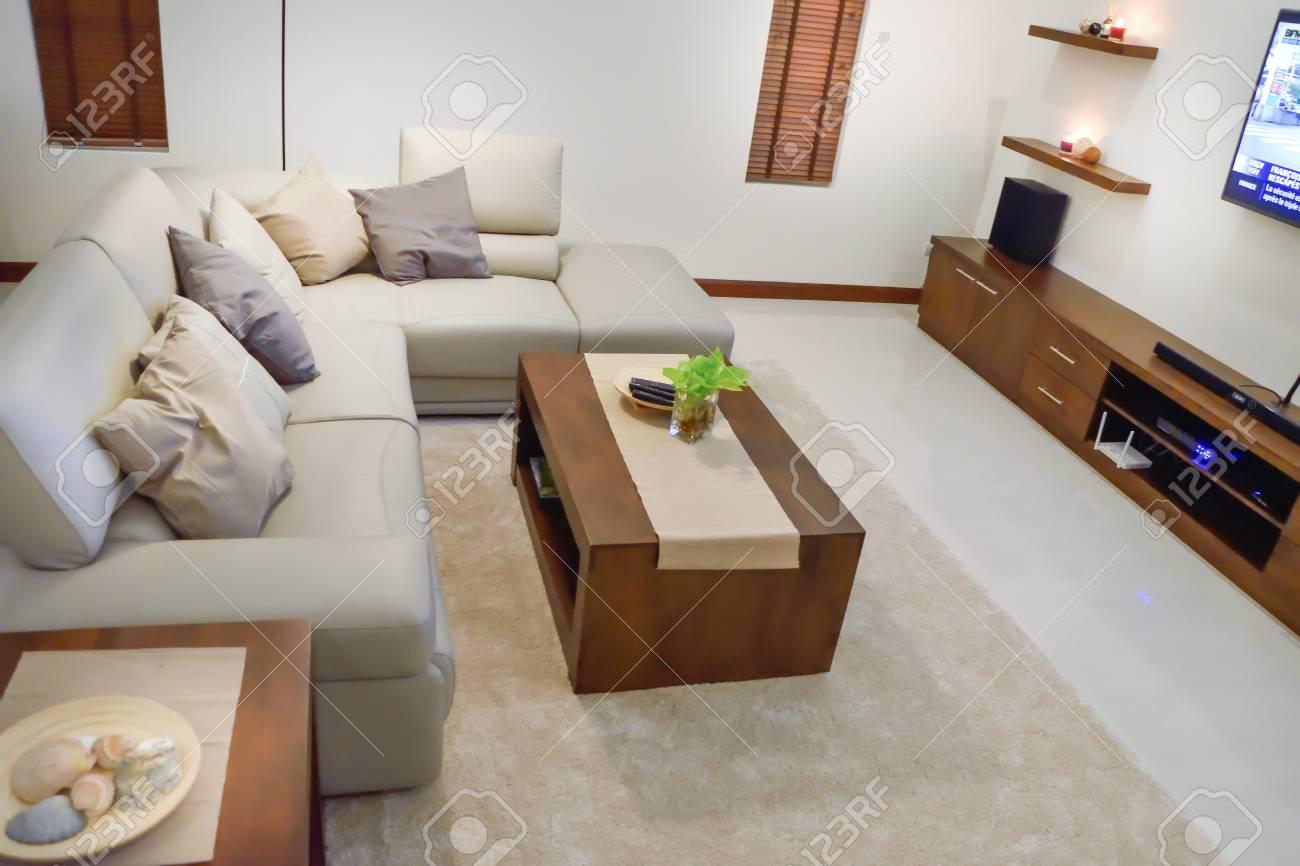 architecture d interieur salon moderne banque d images et photos libres de droits image 79322637