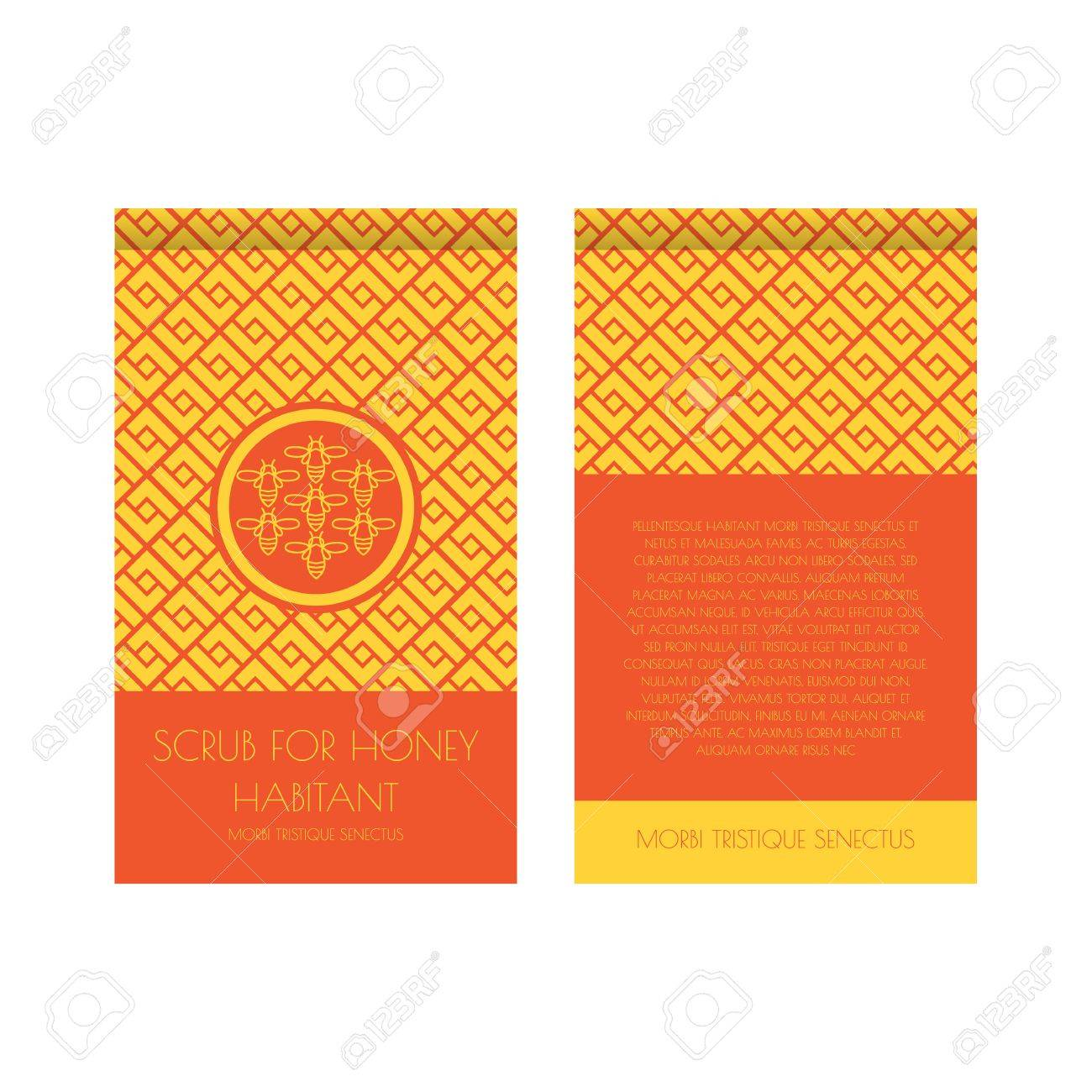 Scrub For Honey Zip Package Template