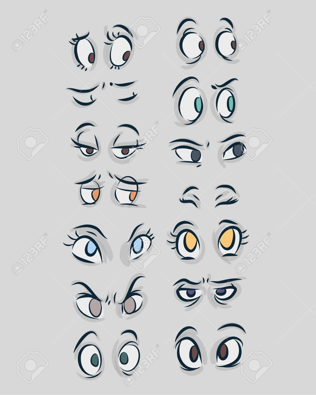 Hand Drawn Vector Illustration Or Drawing Of Different Types Royalty Free Cliparts Vectors And Stock Illustration Image 35828908