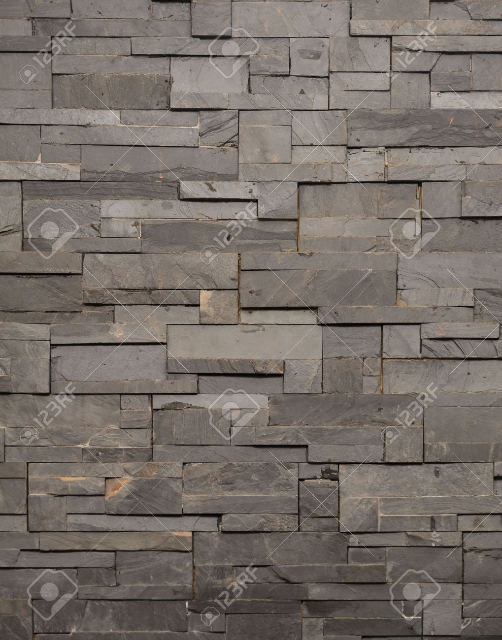dark grey stone tile texture brick wall surfaced