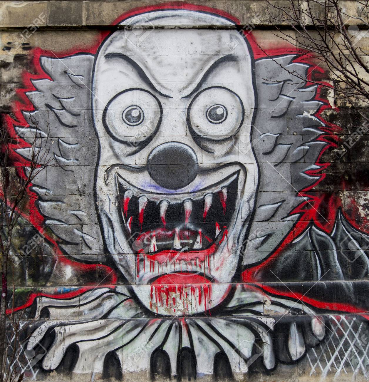 Space Branding Graffiti Street Art Calligraphy Installation