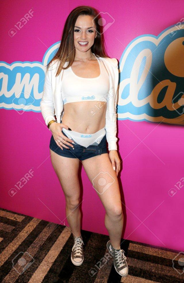 Foto De Archivo Tori Black En La Expo 2017 Avn Adult Entertainment Celebro En El Hard Rock Hotel Y Casino En Las Vegas Ee Uu El 20 De Enero 2017