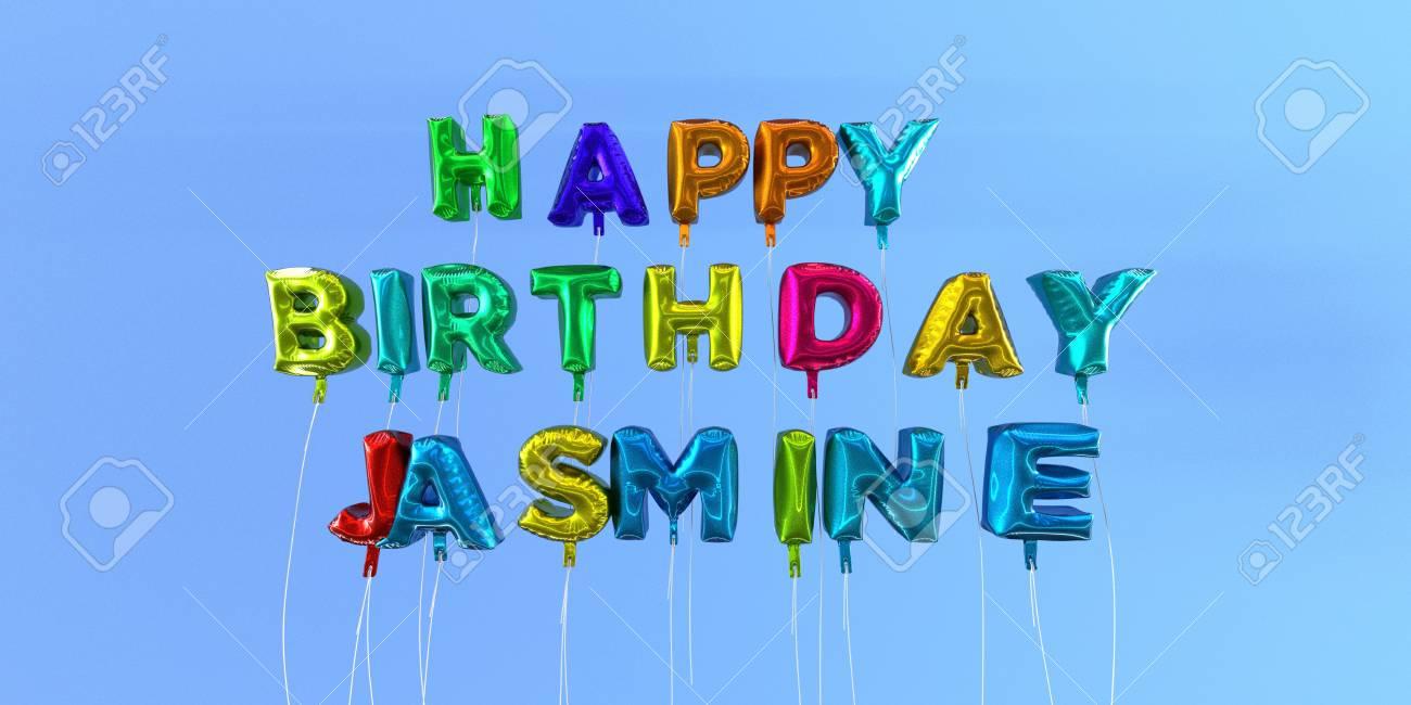 Alles Gute Zum Geburtstag Jasmin