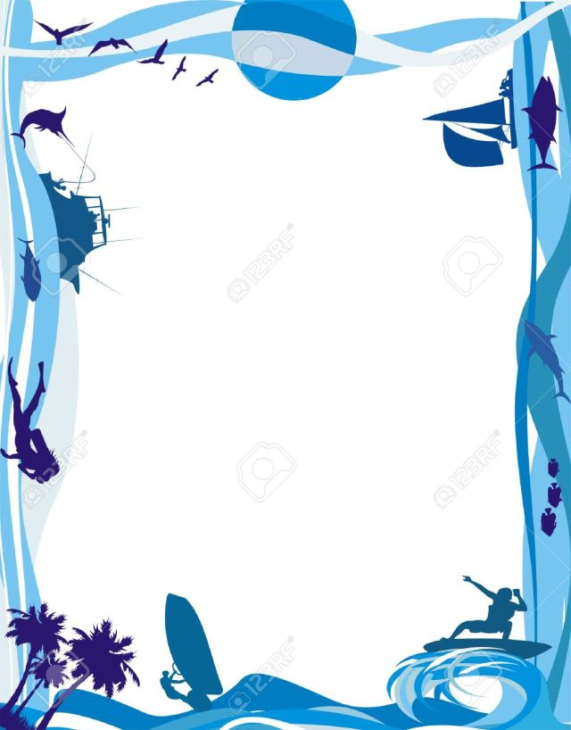 6365d0cfc766 Sea Frame Water Sports Royalty Free Cliparts Vectors And Stock