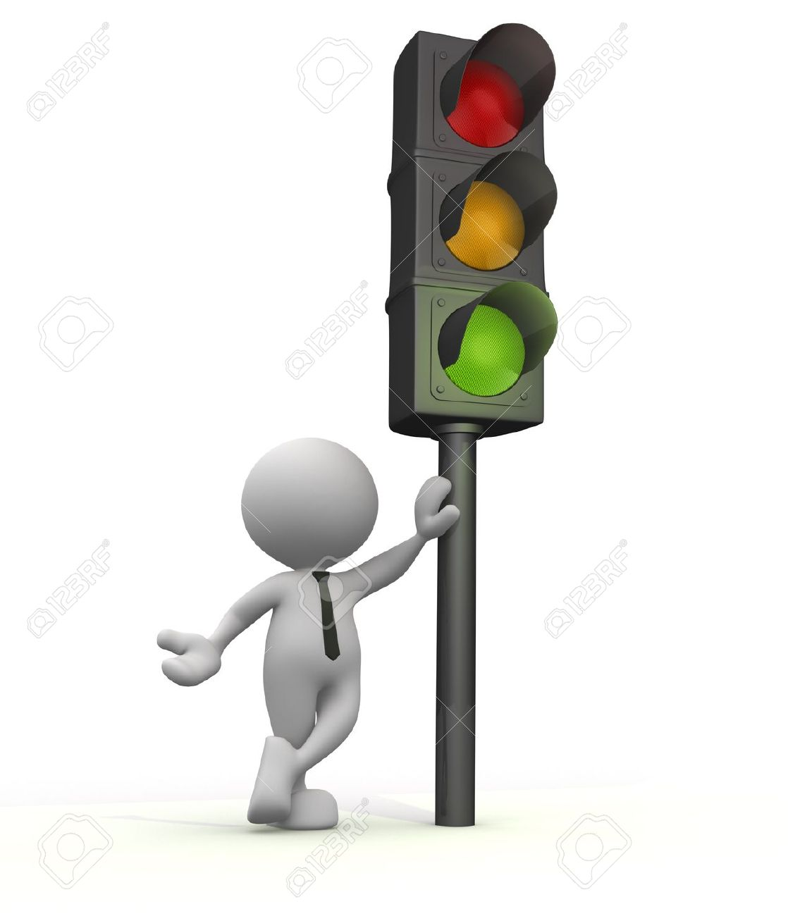 Image result for 3D TRAFFIC LIGHT