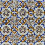 Vintage Hand Painted Ceramic Tiles Stock Photo Picture And Royalty Free Image Image 66901296