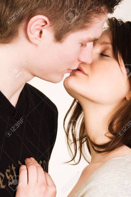 Image result for kissing stock photo