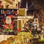 Outdoor Christmas Decorations At Christmas Town Usa Stock Photo Picture And Royalty Free Image Image 73393424