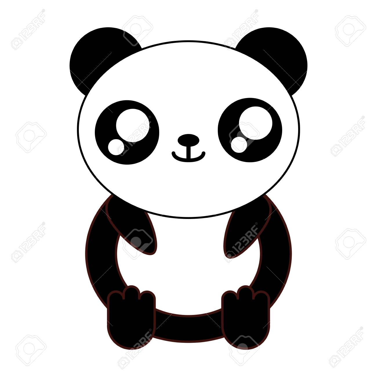 Kawaii Panda Profile Picture