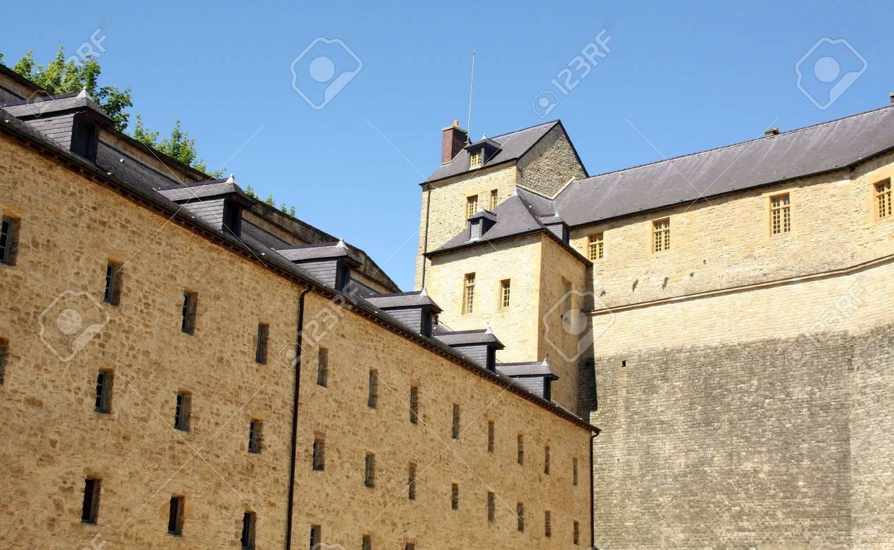chateau de sedan du 16eme siecle a sedan france banque d images et photos libres de droits image 30671844