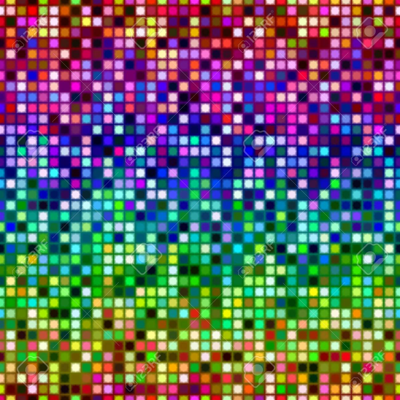abstract colorful mosaic tile pattern multicolor tiled texture