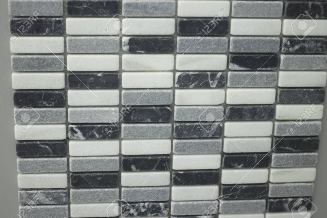 kitchen bathroom tiles showroom display of new tiling option stock photo picture and royalty free image image 113478702