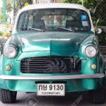 Bangkok Thailand April 16 2016 1955 Fiat 1100 Familiare Familiale Stock Photo Picture And Royalty Free Image Image 68771286