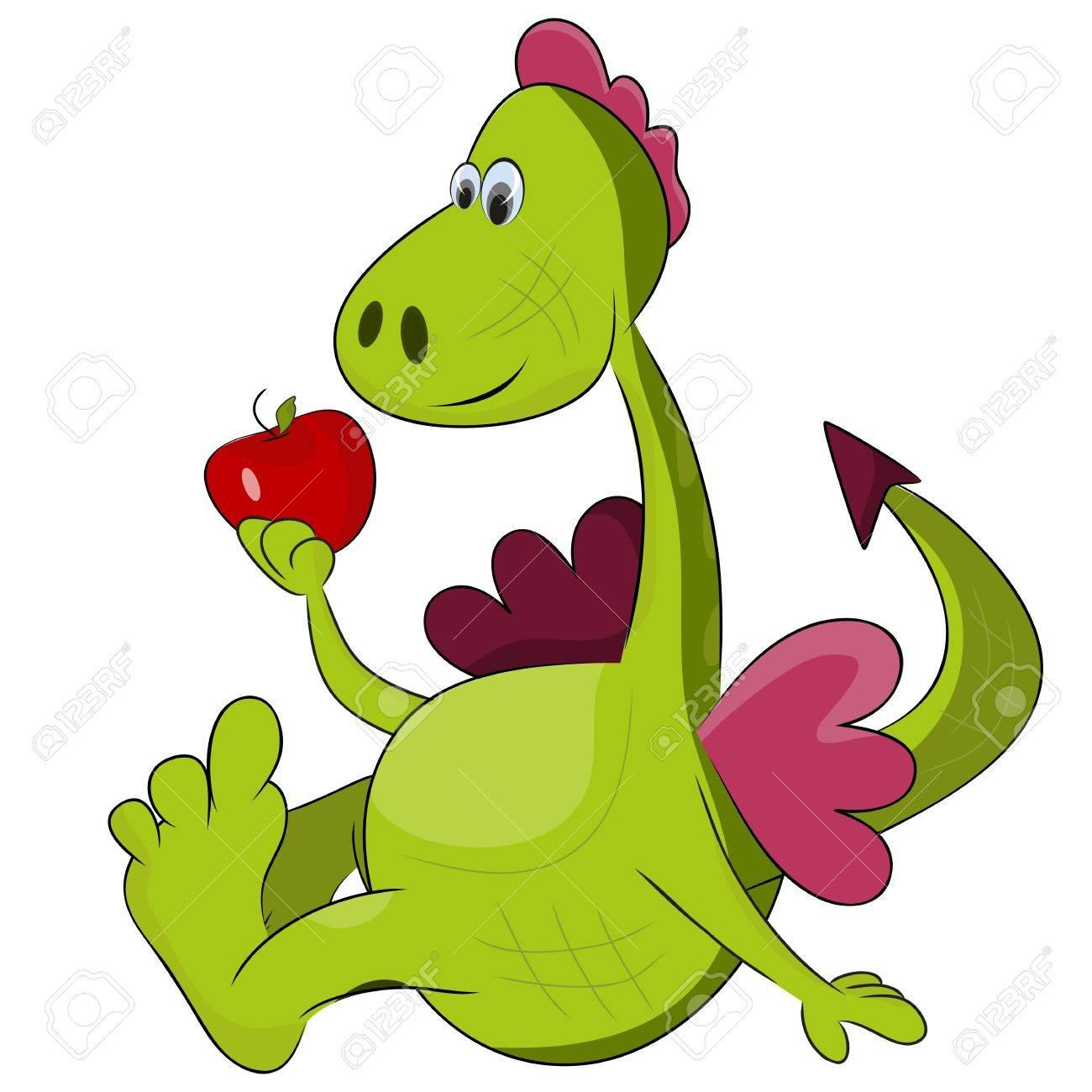 Resultado de imagen para dragon manzana