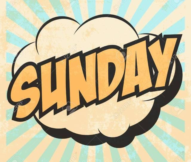Sunday Pop Art