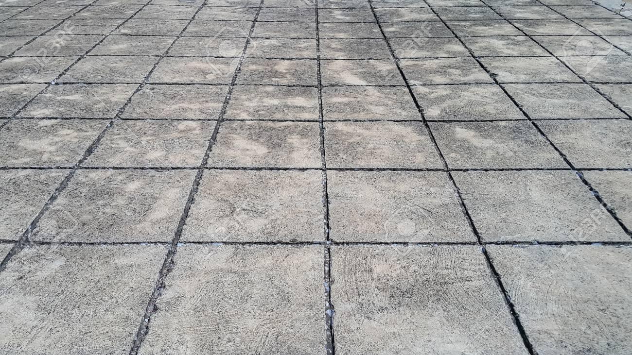 floor tiles cement street background