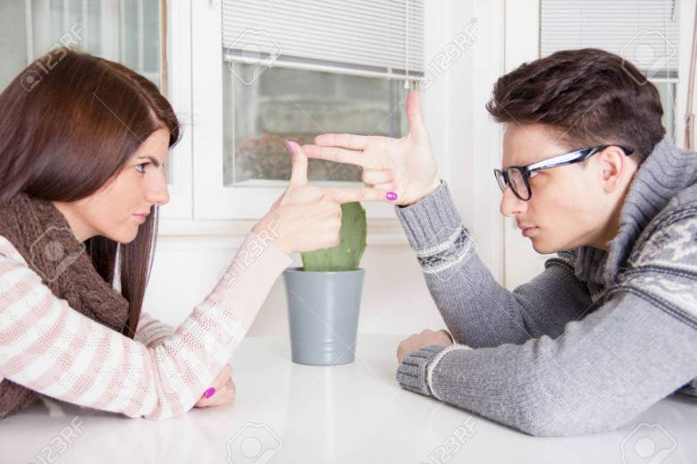 Image result for couple attitude