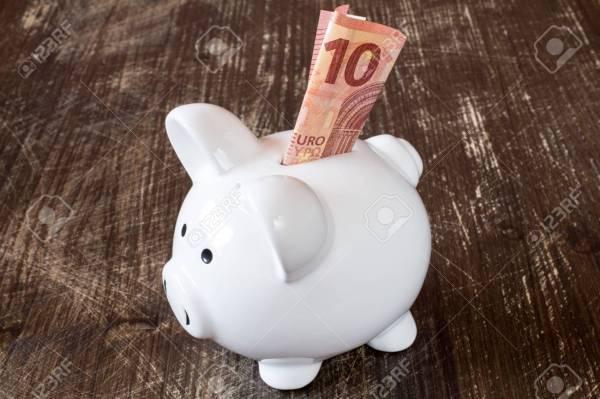 piggy bank diez # 50