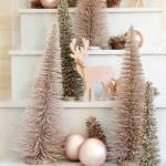 Wooden Reindeer And Christmas Tree Ornament Display Stock Photo Picture And Royalty Free Image Image 112985889