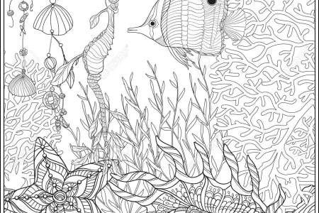imagenes de arrecifes de coral para colorear » Full HD Pictures [4K ...