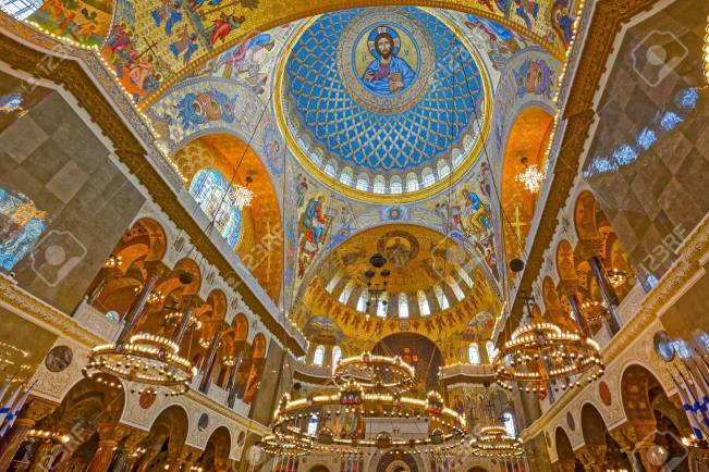 Image result for naval Cathedral of St. Nicholas in Kronstadt