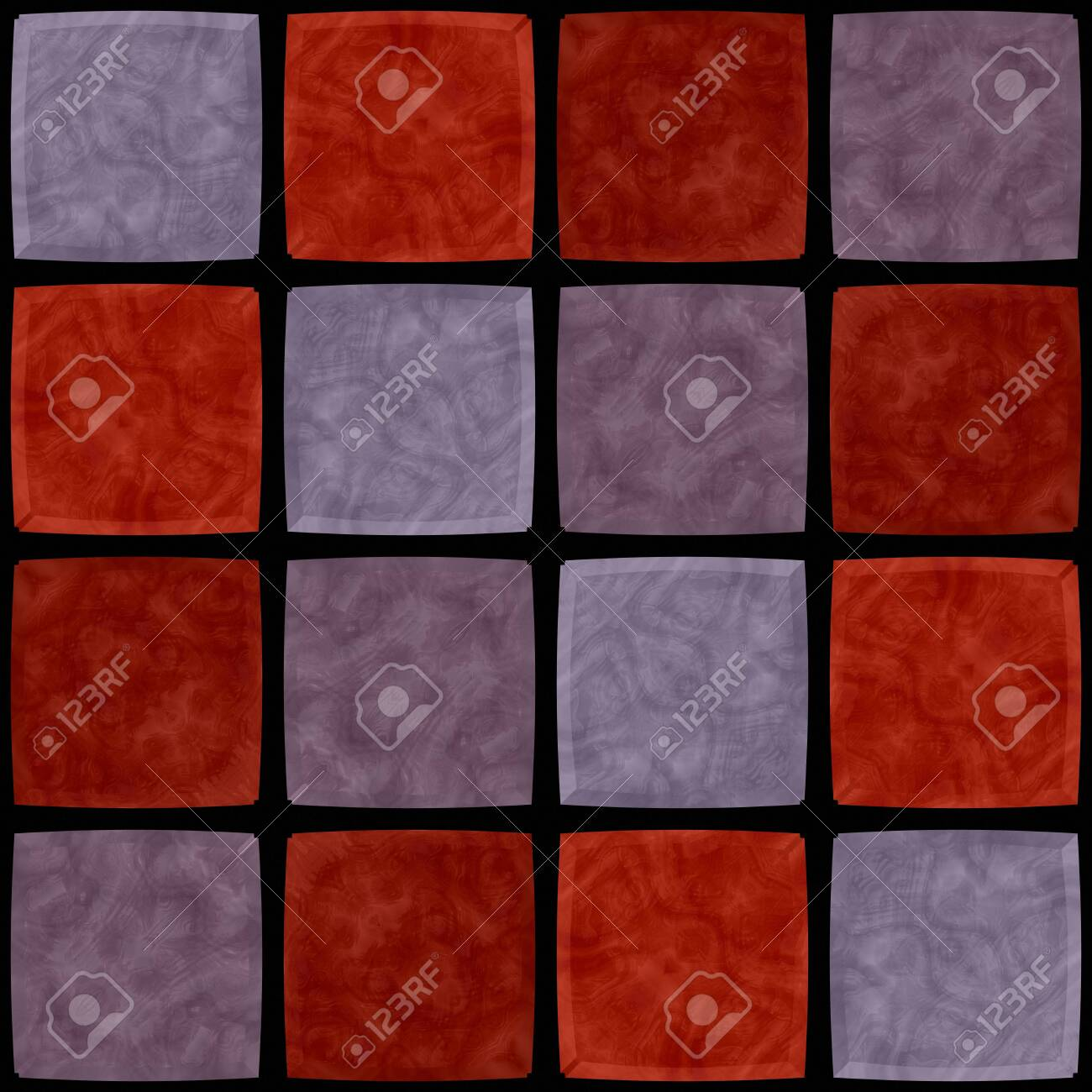abstract red purple mosaic tile stock photo picture and royalty free image image 119805552