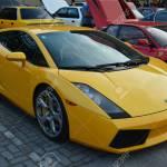Quezon City Ph Apr 13 Lamborghini Gallardo At Rev Up Car Stock Photo Picture And Royalty Free Image Image 146387976