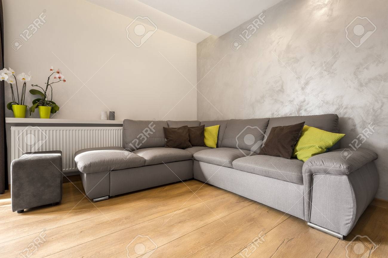 https www 123rf com photo 63530604 villa living room with extra large sofa and decorative wall finish html