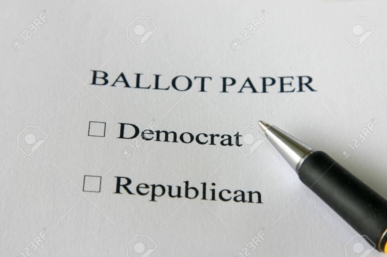Image result for voting paper ballot
