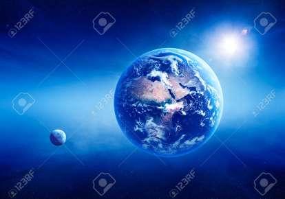「青い地球 写真」の画像検索結果