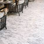 White Marble Tile Flooring Outdoor Living Room Stock Photo Picture And Royalty Free Image Image 104885750