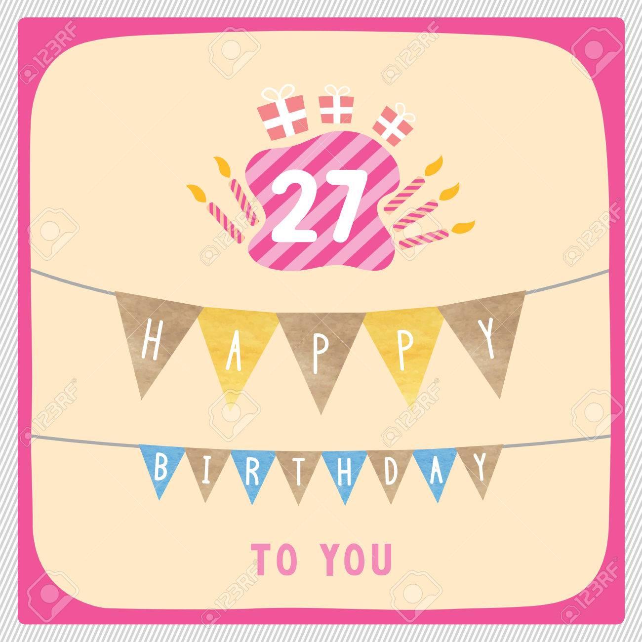 Depesche Geburtstagskarte 27 Geburtstag Mit Musik