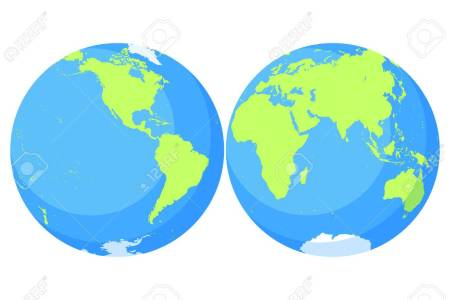Earth globe map world path decorations pictures full path decoration earth square desk world globe by replogle globes free shipping square earth world globe north pole earth globe map stock illustration illustration of world freerunsca Image collections