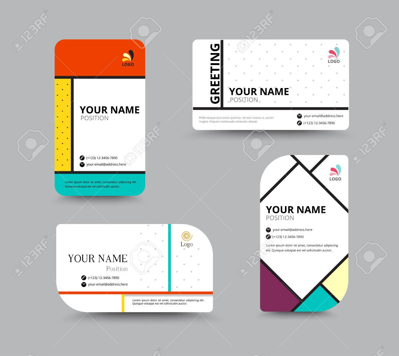 Doc800442 Name Card Format Business Name Card Template eprint – Name Card Format