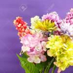 Helle Schone Bunte Kunststoff Blumen Bouquet Lizenzfreie Fotos Bilder Und Stock Fotografie Image 48568009