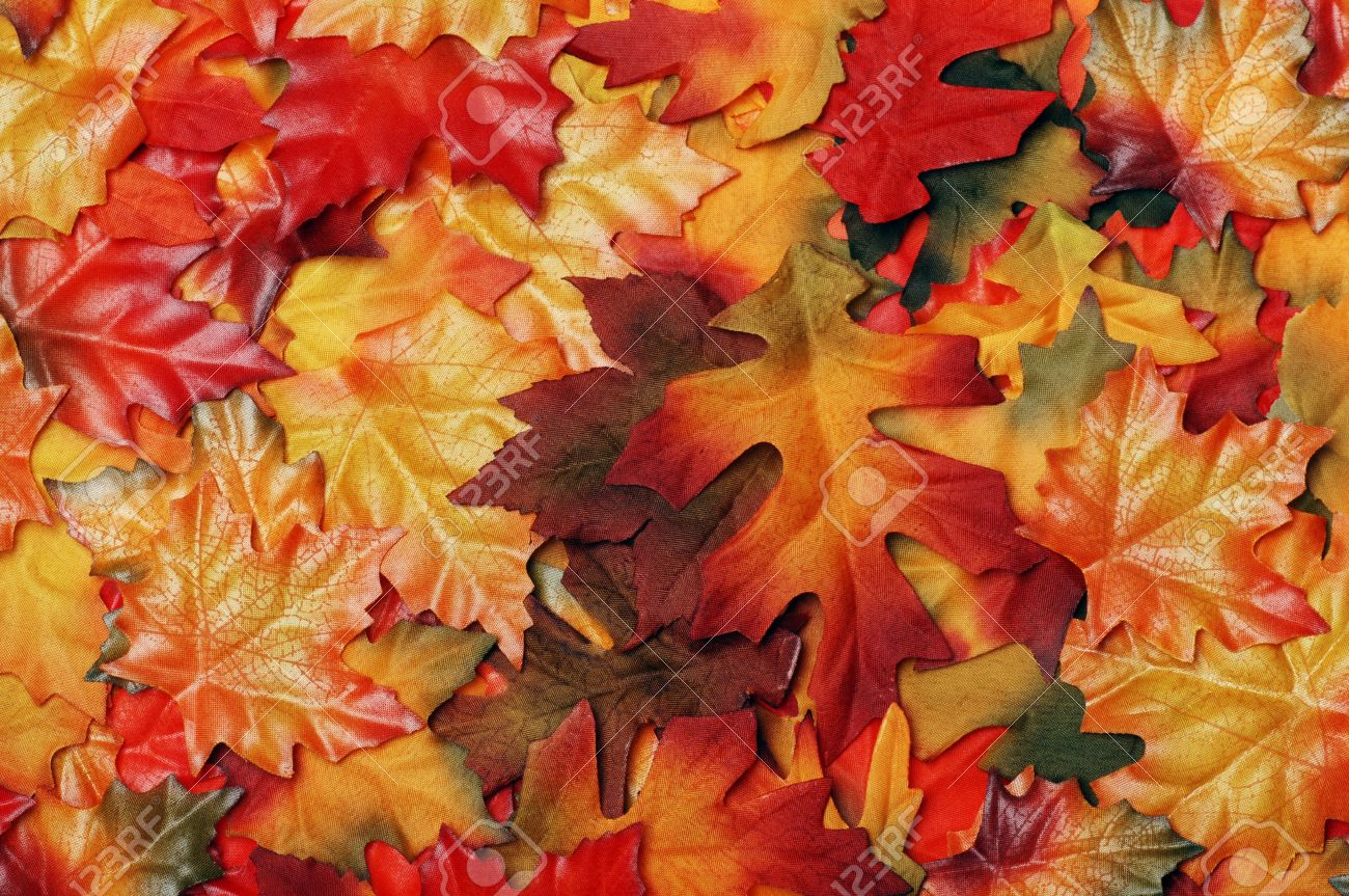 Image result for fake fall leaves