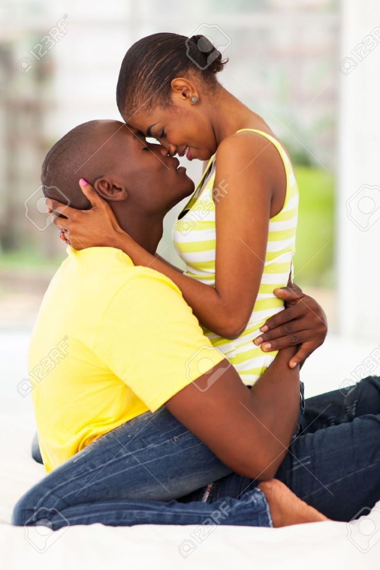 Image result for african couples these are 5 ways to convince your partner to finally trust your THESE ARE 5 WAYS TO CONVINCE YOUR PARTNER TO FINALLY TRUST YOUR 19203736 cute young african american couple kissing in bed