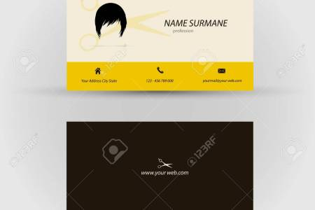 Set Of Modern Business Card Template   Front And Back Side Royalty     Set of modern business card template   front and back side Stock Vector    28517570