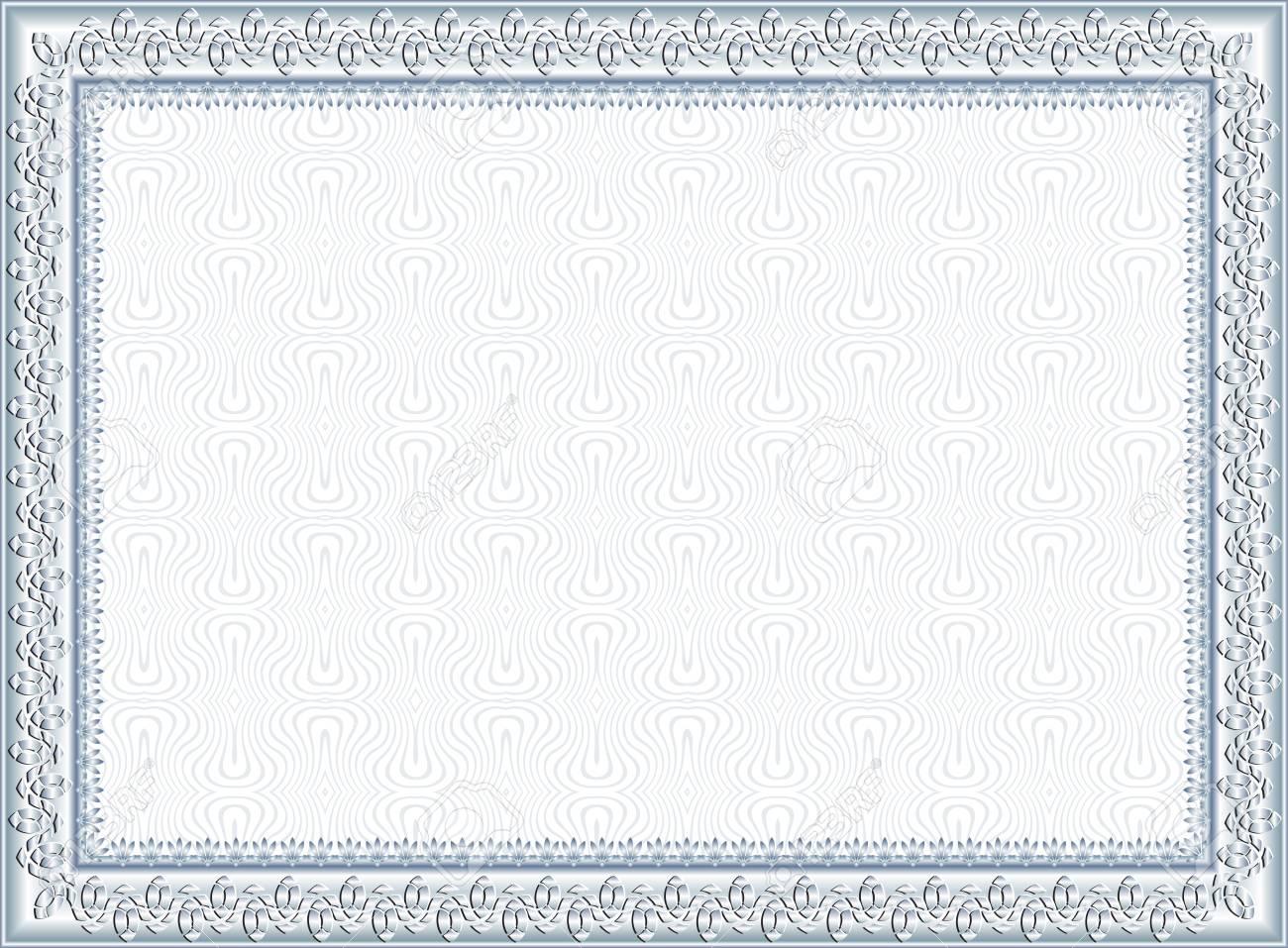 Certificat Diplome Pour Imprimer Banque D Images Et Photos Libres De Droits Image 32504414