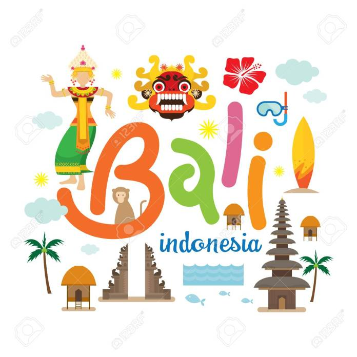 Bali Indonesia Travel And Attraction Landmarks Tourism And Royalty Free Cliparts Vectors And Stock Illustration Image 76080521