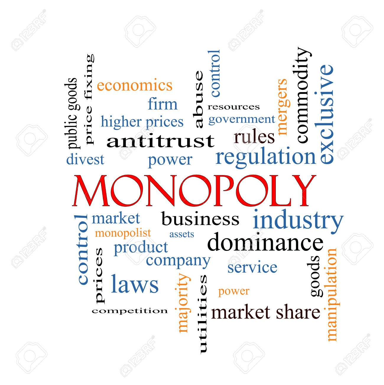 Image result for business monopoly