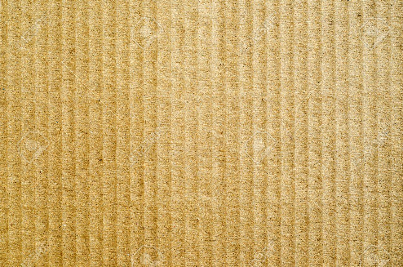 Brown Corrugated Cardboard As Background Stock Photo  Picture And     brown corrugated cardboard as background Stock Photo   9223442