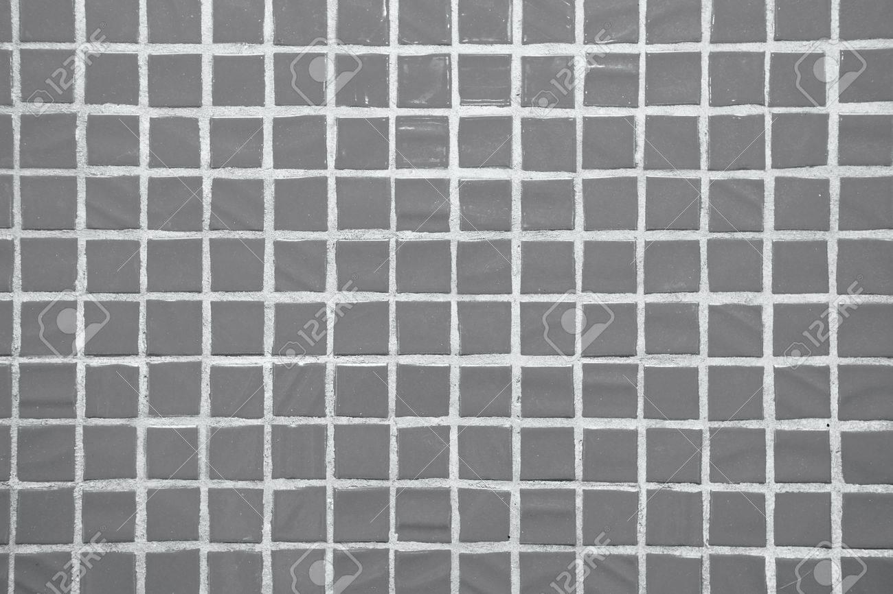 Texture De Fine Petite Fond De Carreaux De Ceramique Carrelage Gris Banque D Images Et Photos Libres De Droits Image 70366166