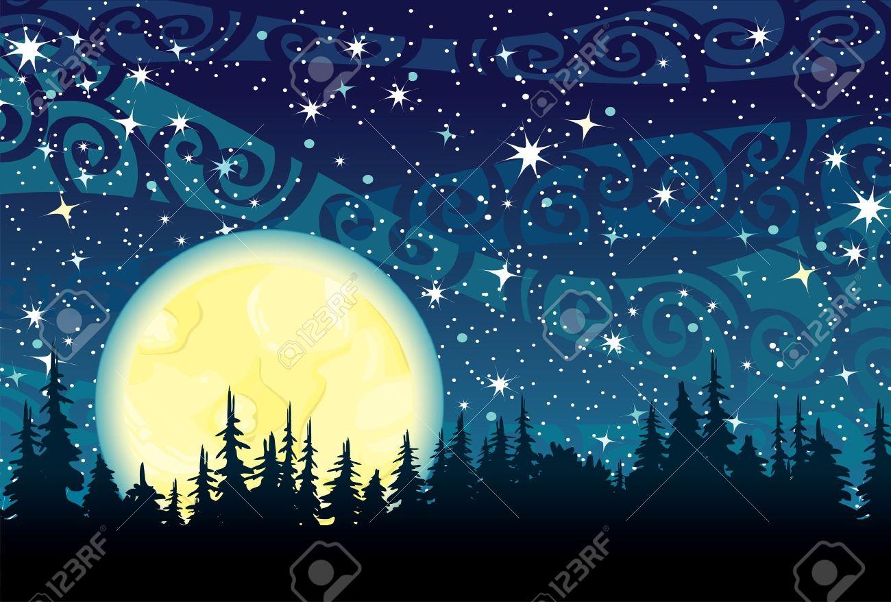 Resultado de imagen de estrellas en el cielo