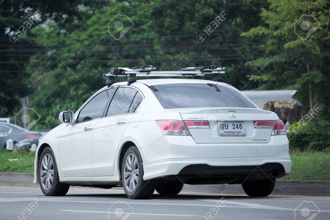 chiangmai thailand september 8 2015 private car honda accord